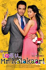 Love U... Mr. Kalakaar! 2011 Hindi Movie Watch Online
