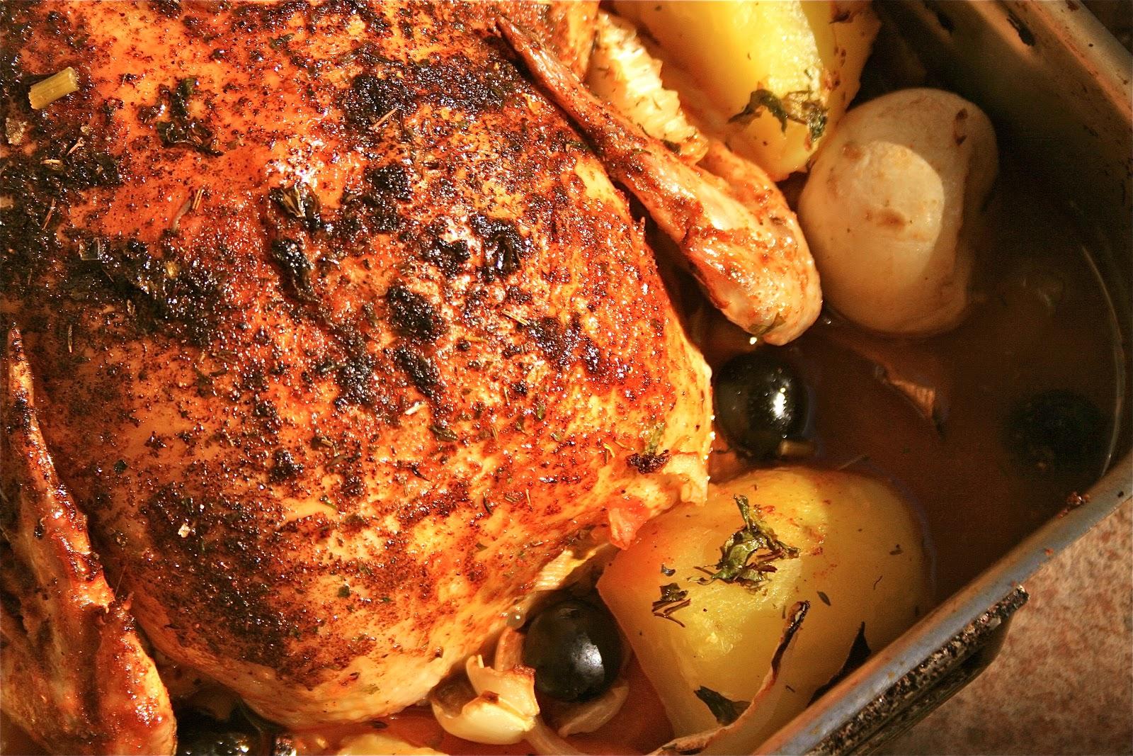 Johnny S Kitchen Spanish Roast Chicken