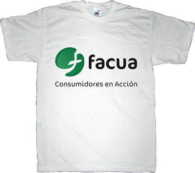 facua spain is different useless kingdoms useless lawsuits useless lawyers useless patents t-shirt ephemeral-t-shirts