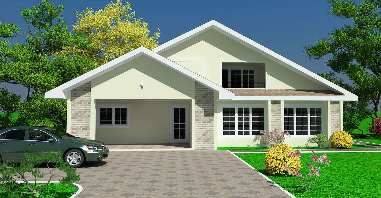 Apartment Plans In Ghana