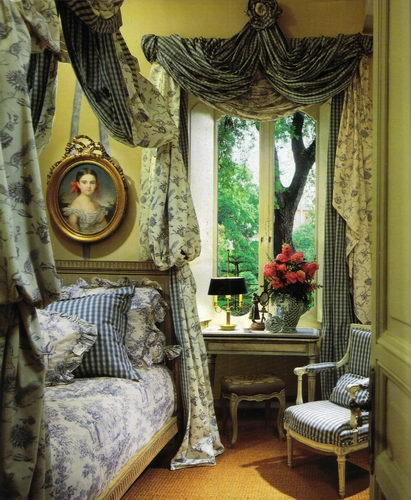 Hydrangea Hill Cottage French Country Decorating: Eye For Design: Old World Interiors ......Diane Burn Style