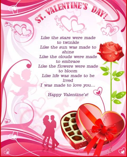 2013 Valentine Card ECards 2013 Valentine Love Message E Cards – Valentine Cards Message