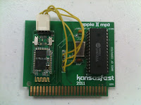 Apple II Bluetooth proof of concept