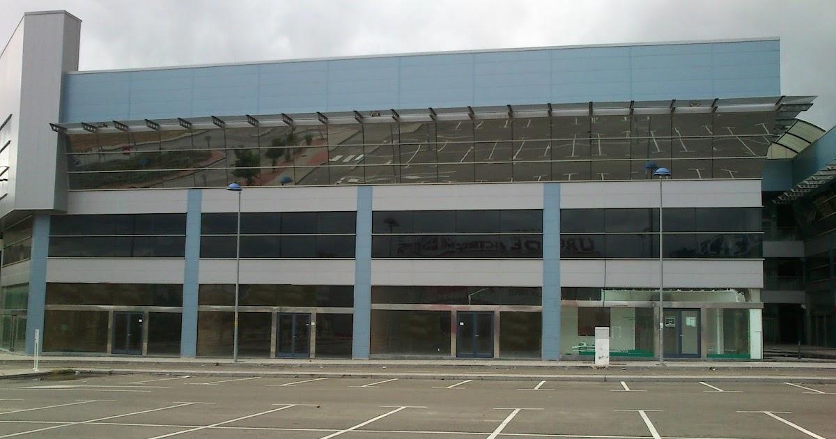 Abandonoseneltiempo centro comercial abandonado - Centro de sabadell ...