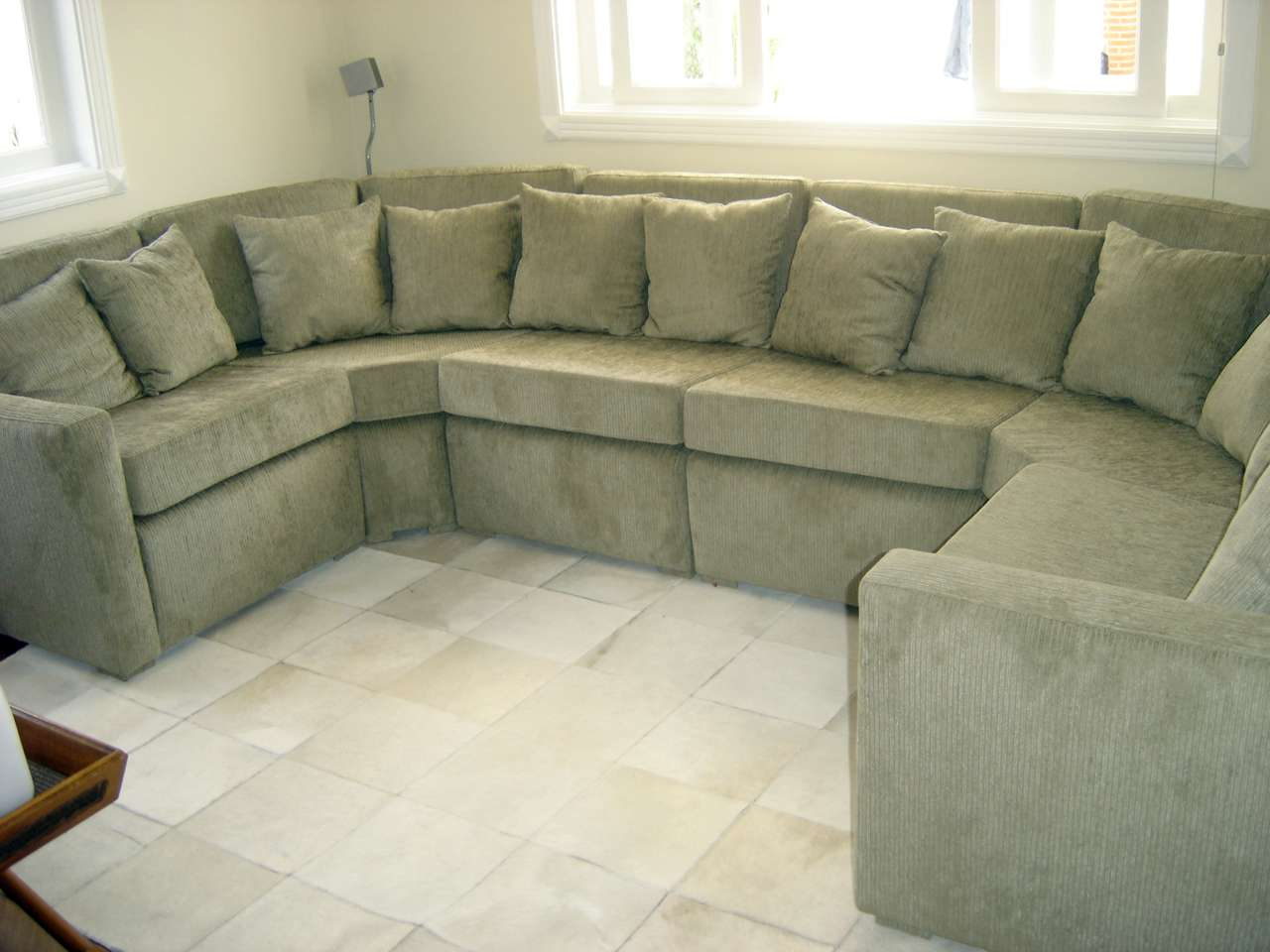 Estofactto decora o e estofaria sof home sob medida - Sofas por modulos ...