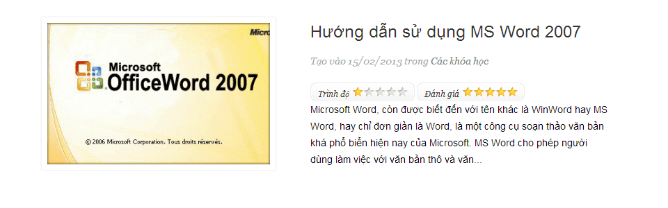 Hng dn s dng MS Word 2007