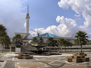 Mesjid Negara (National Mosque)
