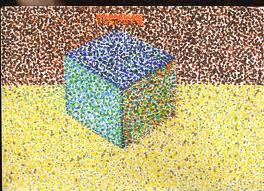 Artística Para Educar: EL PUNTO, EL PUNTILLISMO