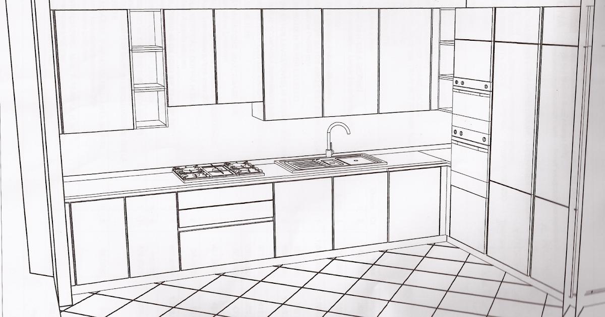 Casa dolce casa ecco la nostra cucina - Cucina angolare misure ...