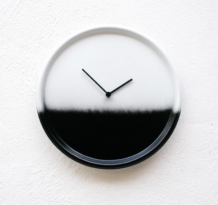 a creative exercise using rusch clocks