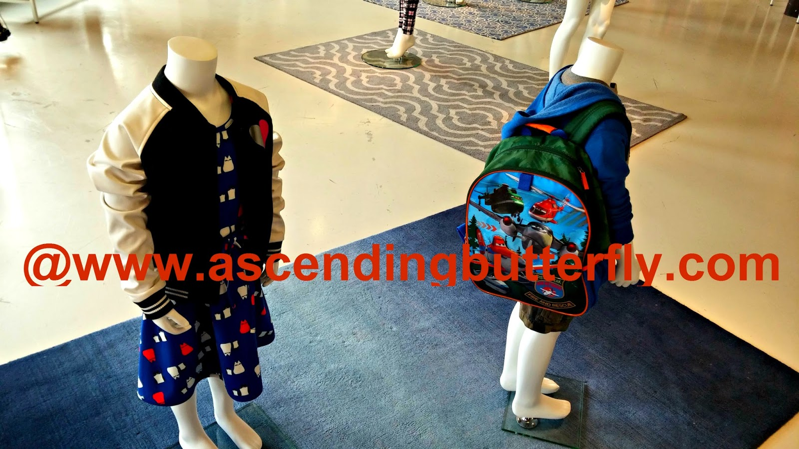Little Girls Back to School Fashions from JCPenney