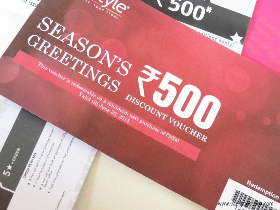 Free Birthday Vouchers ~ The pathetic story of vouchers in india u2013 vanitycasebox