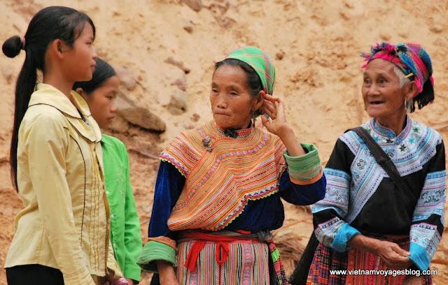 Marché minoritairé Nậm Lúc, Commune Bắc Hà - Photo An Bui