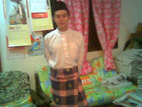 traditional Malay costume