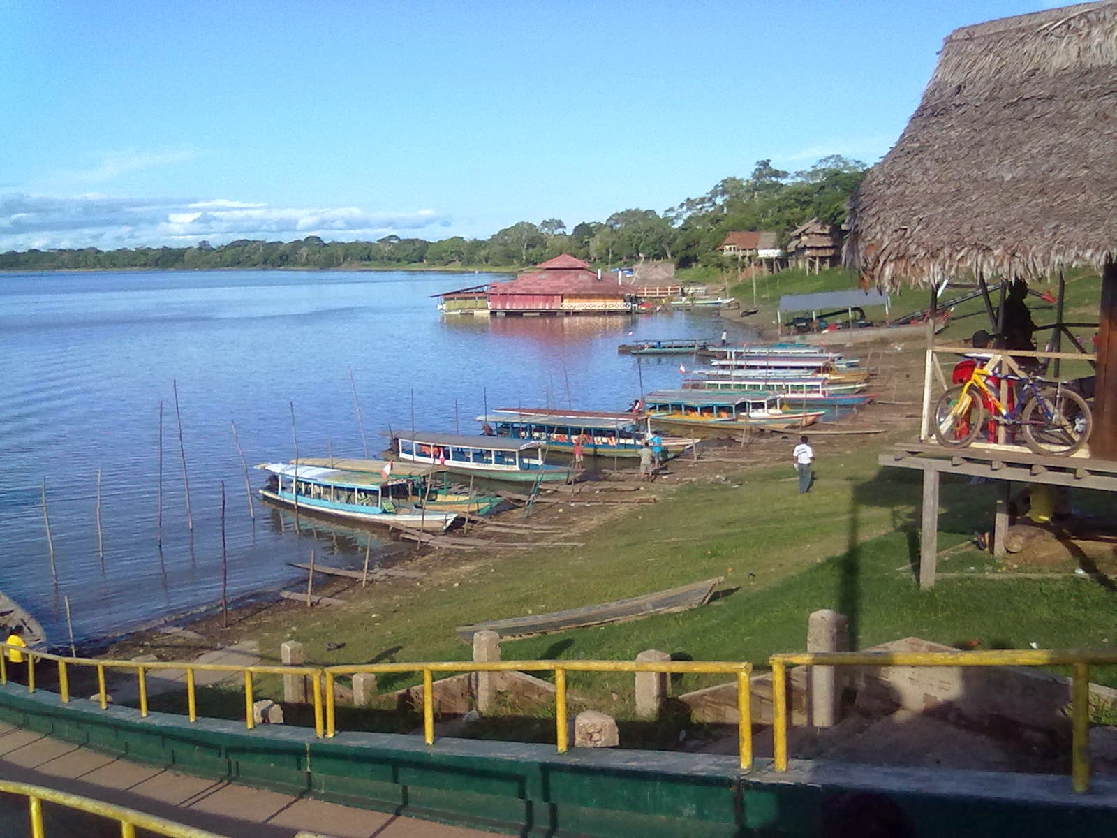 La Laguna de Yarina Cochas, Perú