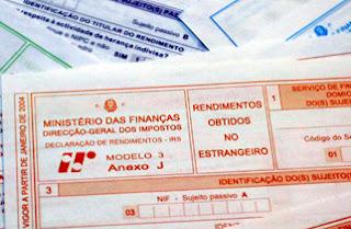 Deduções no IRS