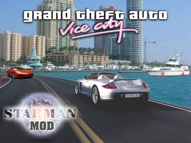 GTA VICE CITY NEW MODS
