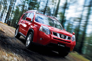 Nissan X-Trail Wallpaper