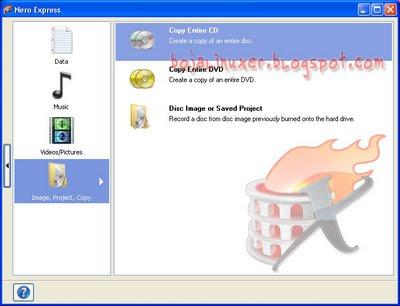 Create image ISO