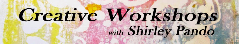 Creative Workshops with Shirley Pando