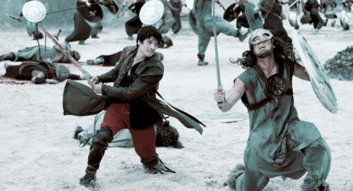 Filem Vikingdom Dianggap Gagal Failure Oleh Pengkritik