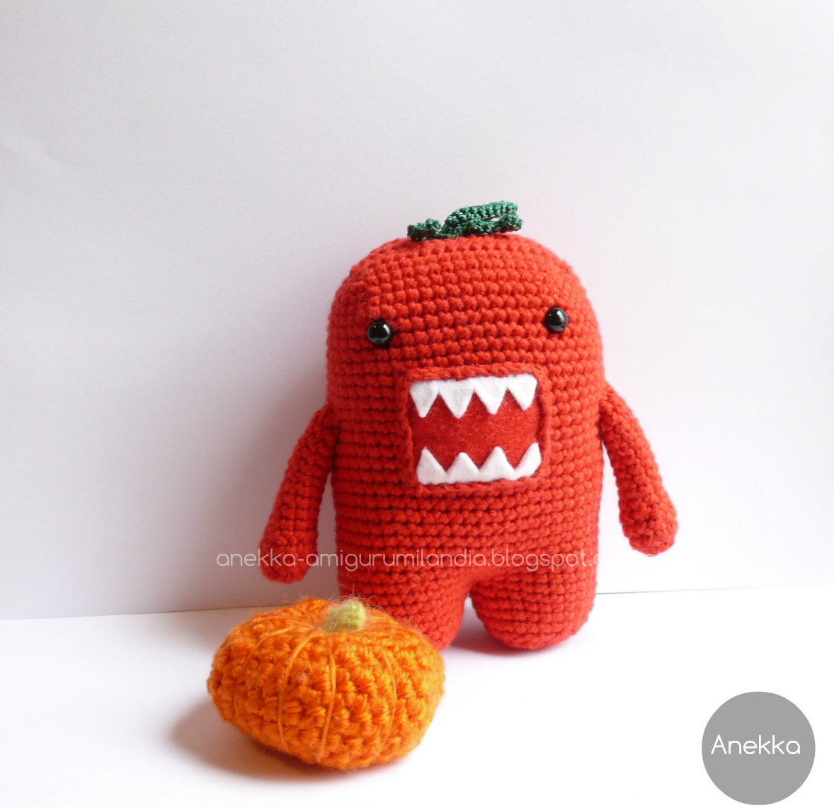 domokun tomato anekka handmade