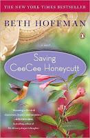 Cover of Saving CeeCee Honeycutt by Beth Hoffman
