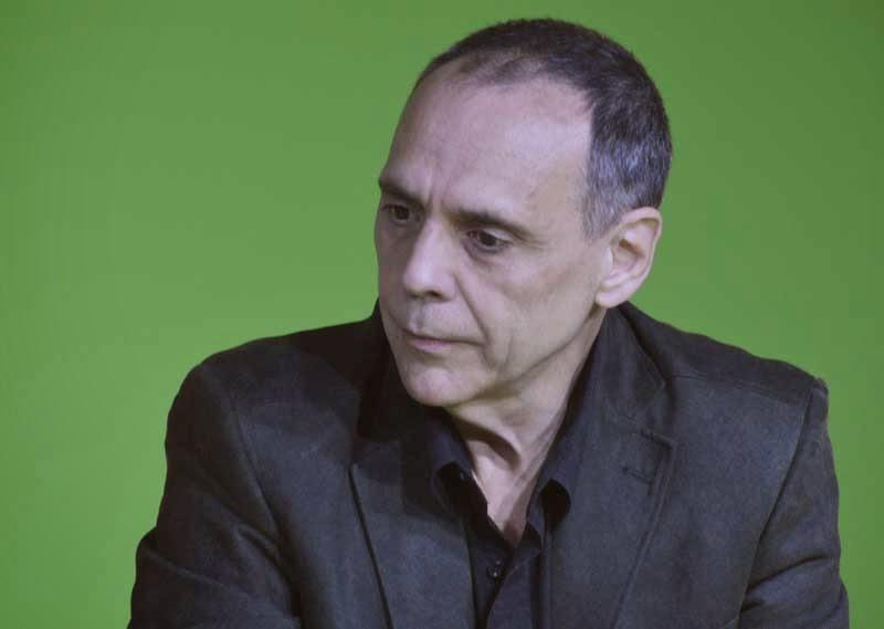 Rafael Courtoisie. La novela del cuerpo. 2015.