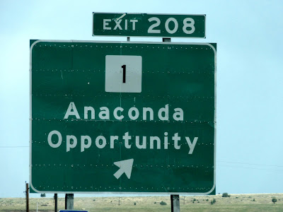 Anaconda Opportunity