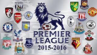 EPL Liga Perdana Inggeris 2015/ 2016