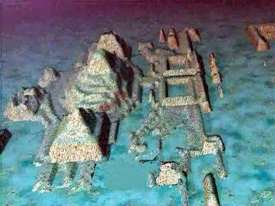Las Pirámides bajo el agua. Pir%C3%A1mides%2Bde%2Bjapon3
