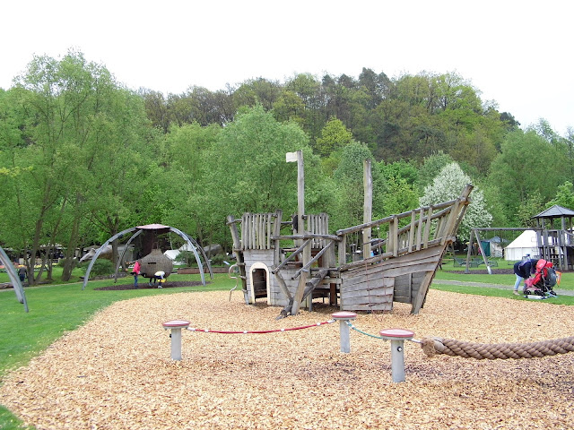 spielplatz at the Gartenschau in Kaiserslautern