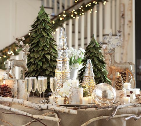 Holiday Table Settings south shore decorating blog: christmas holiday table settings