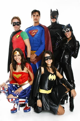 Fotos de fantasias de super - heróis 4