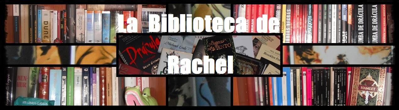 La biblioteca de Rachel