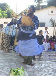 Traditional Fula Lady