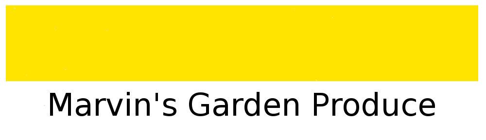 Marvin's Garden Produce