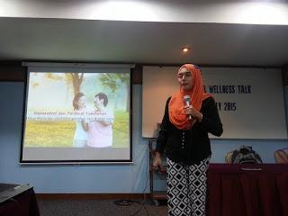 Taklimat Kesihatan Shaklee di Hotel Crytal Crown Klang Sesi Julai 2015
