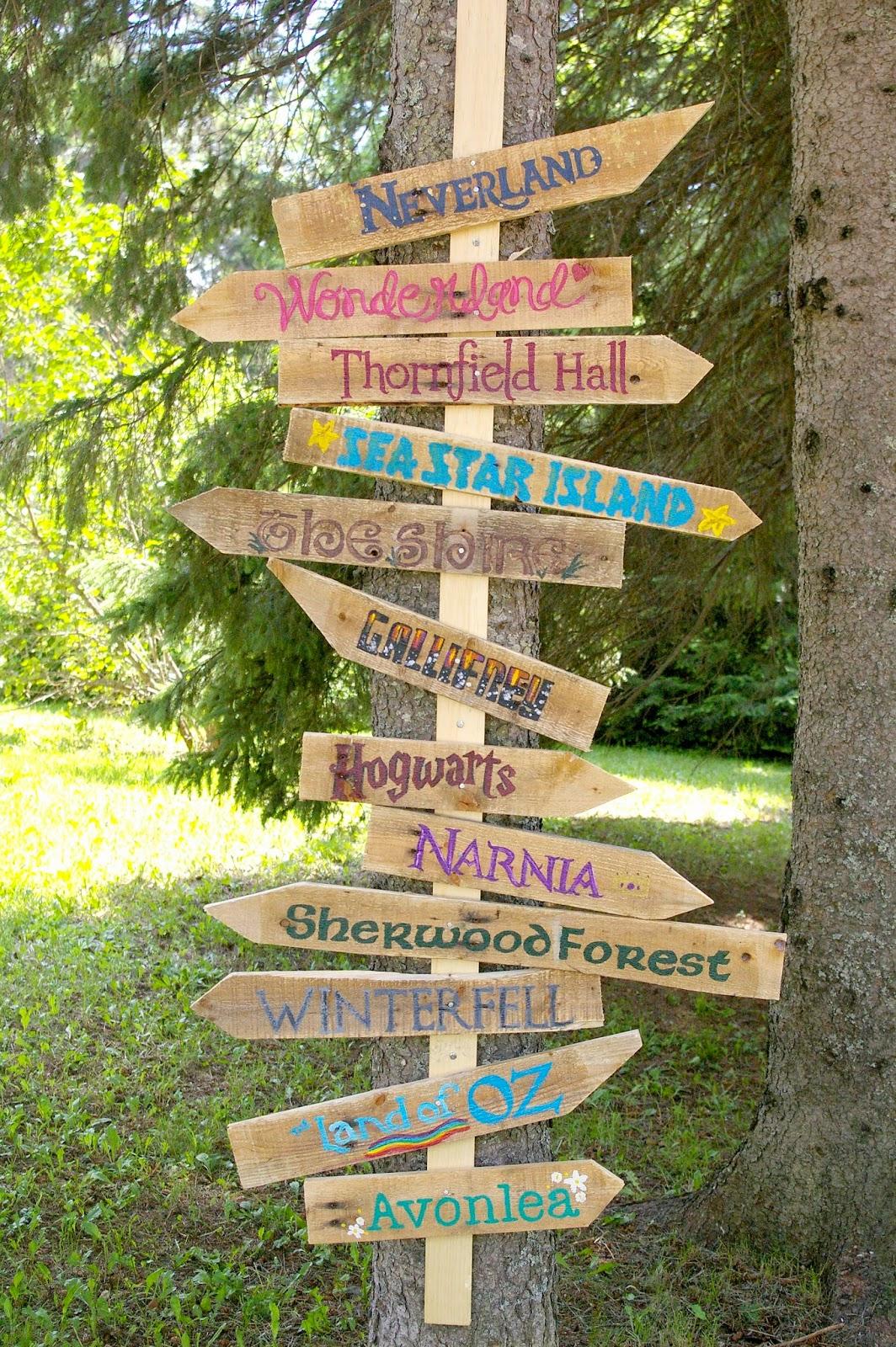 Beneath the Rowan Tree Which Way Shall We Go DIY