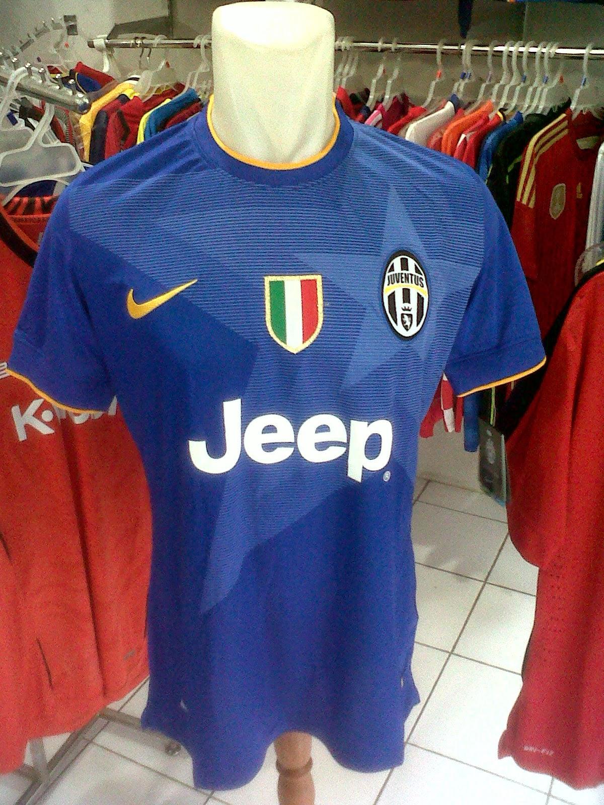 Jersey Juventus Away 2014/2015