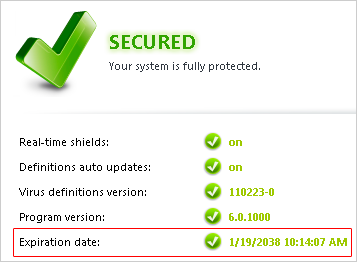 Avast License Key Active Until 2038 Avast Antivirus Gratis License Key Sampai 2038