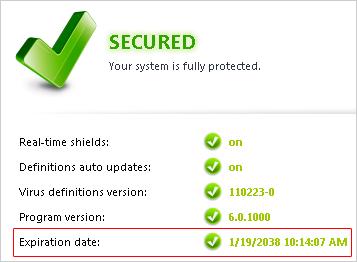 Avast License Key Active Until 2038 Avast Antivirus Gratis License Key Sampai 2038