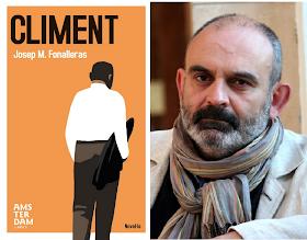 Club de lectura 'Climent' de Josep Maria Fonalleras amb l'autor