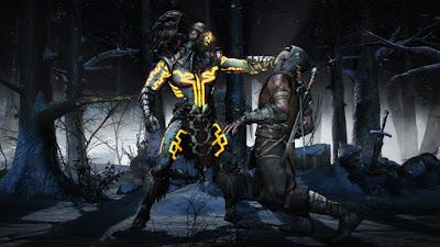 Un 10 para Mortal Kombat