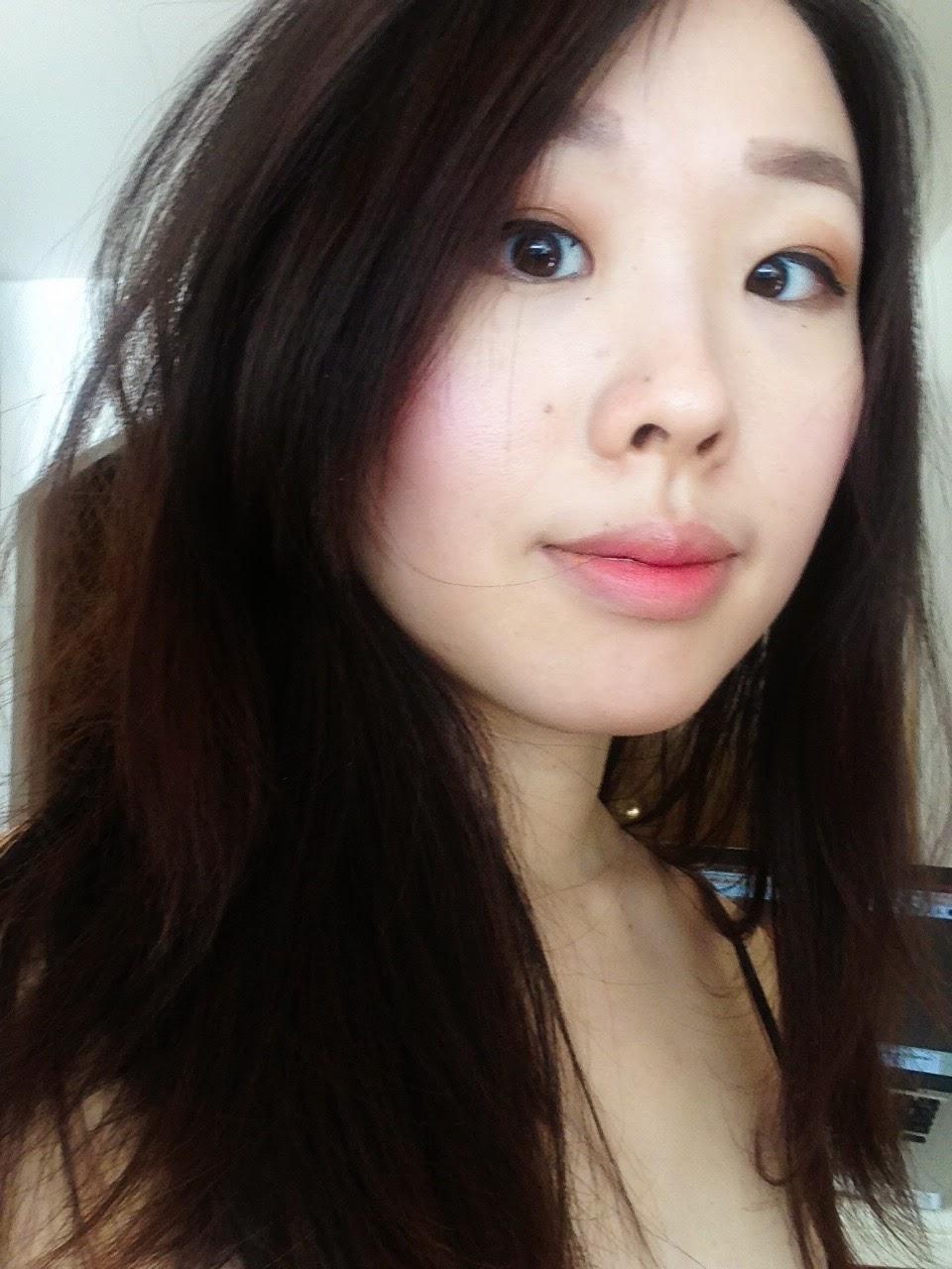 kinseng: Korean Makeup Look Using Inexpensive American ...