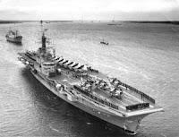 Centaur class aircraft carriers