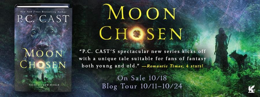 Blog Tour: Moon Chosen
