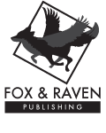 My Publisher: Fox and Raven Publishing