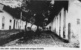 """""""CALLE REAL"""" -INTEGRADO 1-Licenciatura en Artes Plásticas-Villavicencio."""
