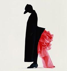 Nick Knight,Yohji Yamamoto catalogue, 1986